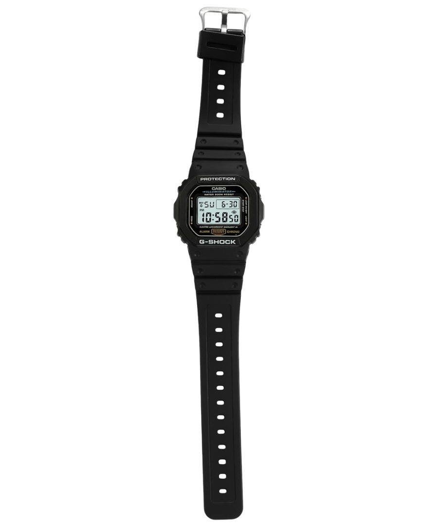 Casio G SHOCK DW5600E 1V — The Classic at a low price
