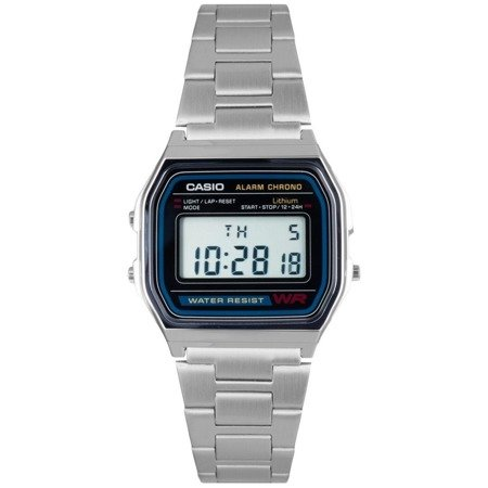 Casio A158WA-1 Vintage Men's Watch