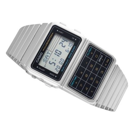 Casio DBC-611-1 Data Bank Retro unisex Watch