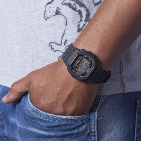 Casio G-Shock G-5600E-1 Watch