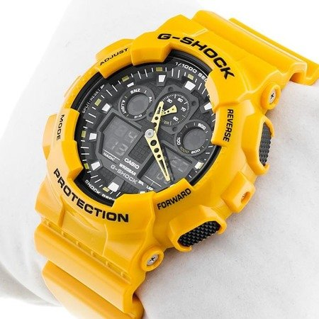 Casio G-Shock GA-100A-9A Watch