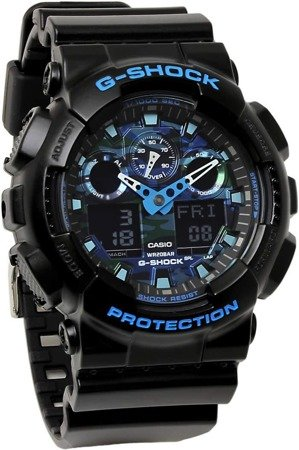 Casio G-Shock GA-100CB-1A Watch
