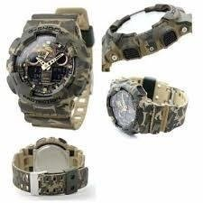 Casio G-Shock GA-100CM-5A Watch
