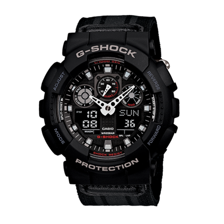 Casio G-Shock GA-100MC-1A Watch