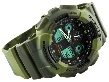 Casio G-Shock GA-100MM-3A Watch