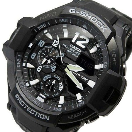Casio G-Shock GA-1100-1A Watch