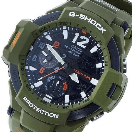 Casio G-Shock GA-1100KH-3A Watch