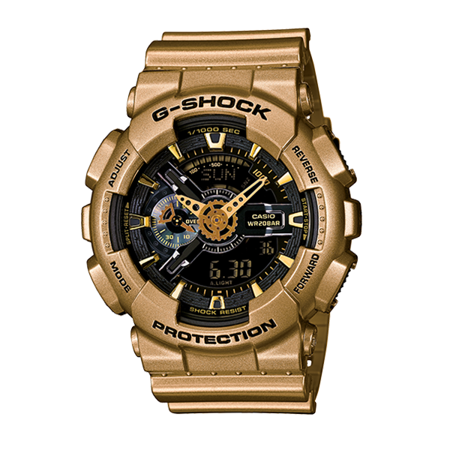 Casio G-Shock GA-110GD-9B Watch