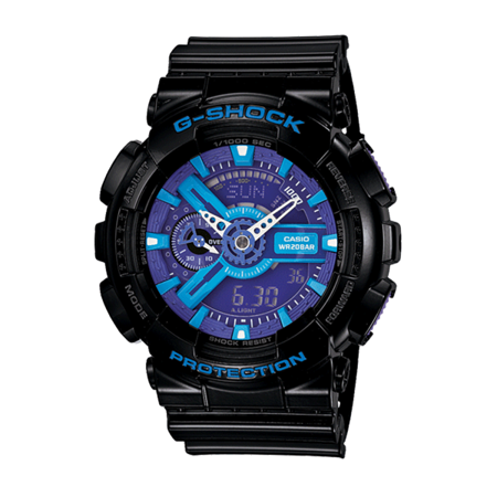Casio G-Shock GA-110HC-1A Watch