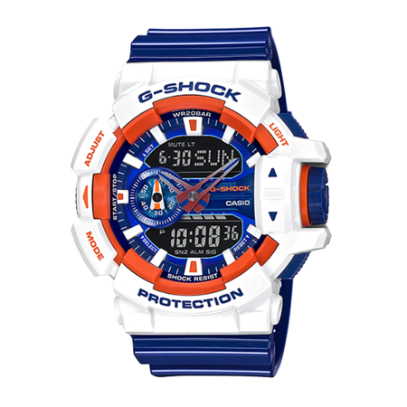 Casio G-Shock GA-400CS-7A Watch