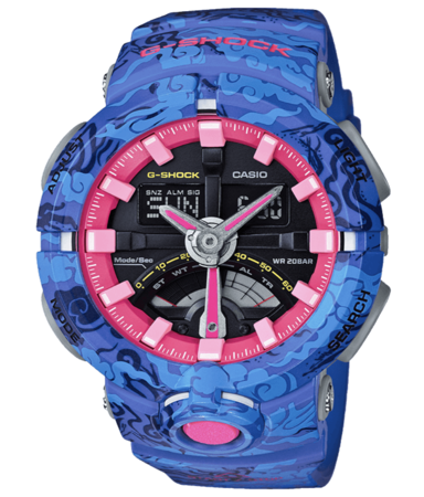 Casio G-Shock GA-500CG-2ADR Limited