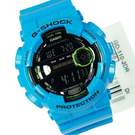 Casio G-Shock GD-110-2 Watch