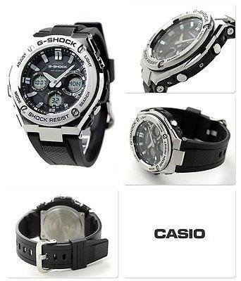 Casio G-Shock GST-S310-1A Watch