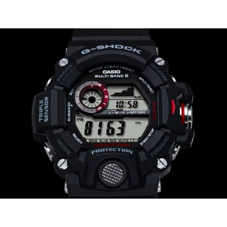 Casio G-Shock GW-9400-1 Rangeman Watch