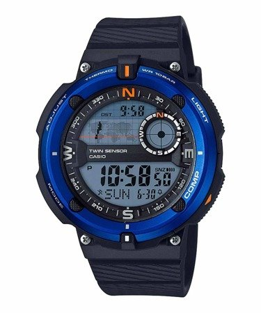 Casio SGW-600H-2A sports Watch