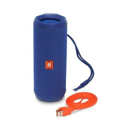 JBL Flip 4 Blue Blue Bluetooth wireless speaker