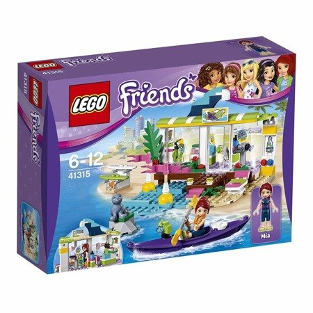 LEGO Friends 41315 Heartlake Surfer Shop