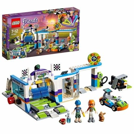Lego Friends 41350 Car Wash