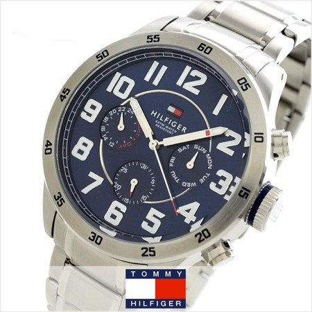 Tommy Hilfiger 1791053 Men's Watch